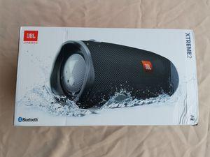 Original JBL Xtreme 2 super bass waterproof speaker for Sale in West Covina, CA