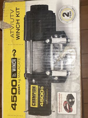Winch kit for Sale in East Dundee, IL