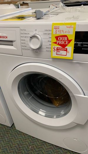 Brand New Bosch Mini Washer H46 for Sale in Plano, TX