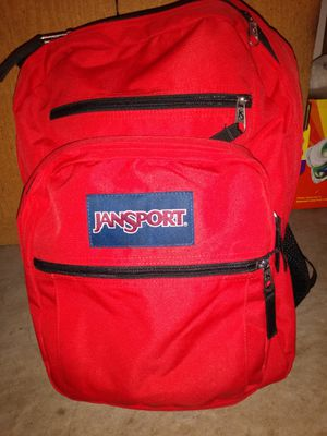 Red Jansport Backpack for Sale in Fircrest, WA