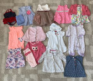 Baby girl clothes - 3 months for Sale in Puyallup, WA
