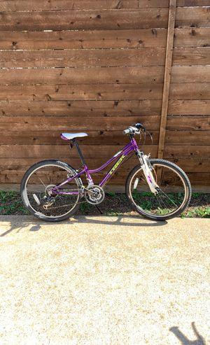 TREK Precaliber girl's bike for Sale in Dallas, TX
