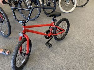 Kids bike bicycle. Brand brand new BMX BIKE . never used . Decided on a different bike used . for Sale in Irvine, CA