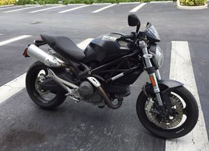 Ducati m696 (very few miles!) for Sale in Tampa, FL