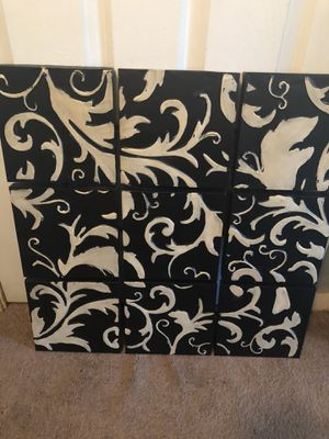 Wall frame metal for Sale in Bakersfield, CA