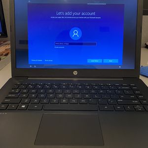 HP Stream Laptop (Black) for Sale in Hollywood, FL