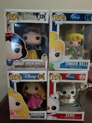 Disney Funko Pop Collection Brand New for Sale in Los Angeles, CA