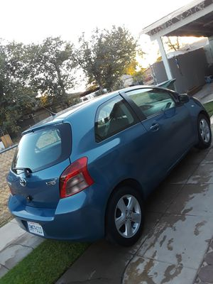 2008 Toyota yaris título salvage for Sale in Fresno, CA