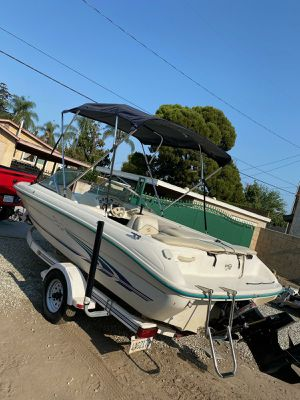 1998 bayliner boat. Ready for water today! for Sale in Anaheim, CA