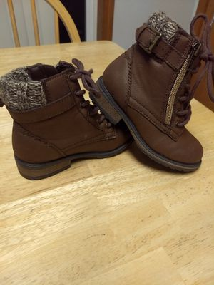 Toddler boots for Sale in Scappoose, OR