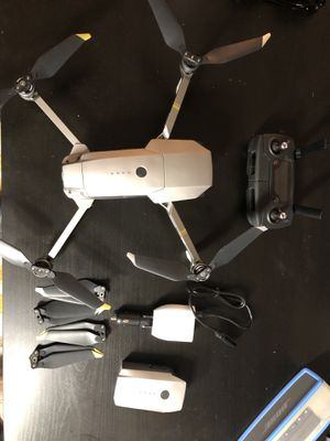 mavic pro platinum with many accessories for Sale in Vienna, VA