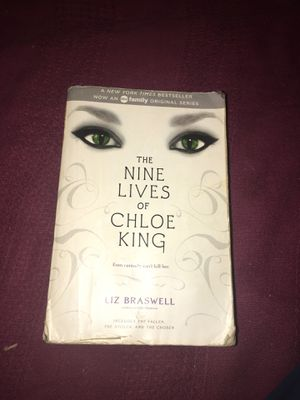 The Nine Lives of Chloe King by Liz Braswell for Sale in Canton, NC