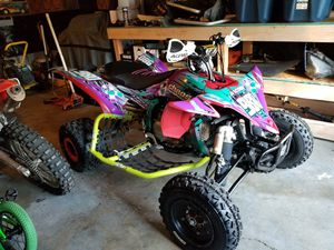 2014 yfz 450 r parting out let me know what you may need for Sale in Port Orchard, WA