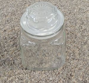 Vintage Glass Container for Sale in Burlington, NC