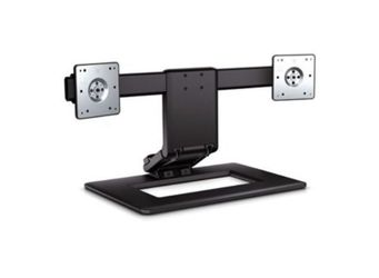 HP adjustable dual lcd monitor stand - like new for Sale in Happy Valley,  OR