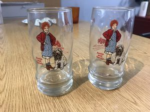 Annie Glasses from 1982 Swensen's collectibles for Sale in Miami, FL