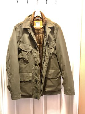 Timberland wind and waterproof 3 in one Jacket for Sale in Round Hill, VA