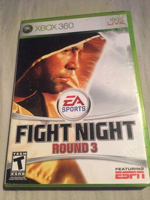 Fight night round 3 for Sale in East Wenatchee, WA