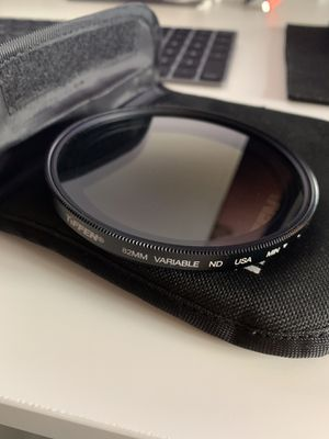 Tiffen Variable ND Filters for Sale in Los Angeles, CA