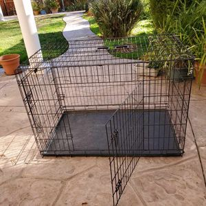 Animal cage/kennel/crate/large for Sale in Tracy, CA