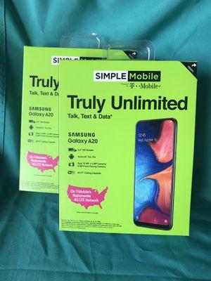 Samsung Galaxy A20 for Sale in Chicago, IL