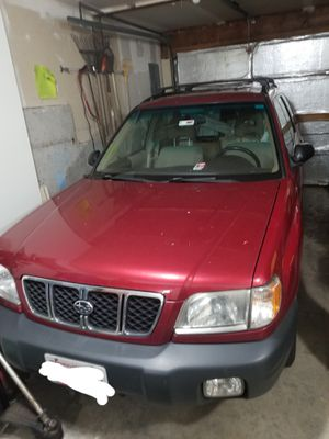 2002 Subaru Forester, As Is for Sale in Snohomish, WA