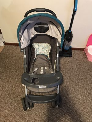 Gently used graco stroller for Sale in Niagara Falls, NY
