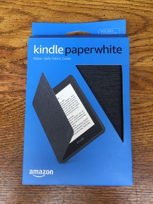 Kindle paperwhite - water safe fabric cover - Fits 10th generation for Sale in El Cerrito, CA