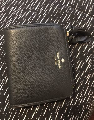 Kate spade black small wallet for Sale in Avocado Heights, CA