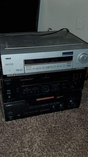 Audio receiver for Sale in Las Vegas, NV