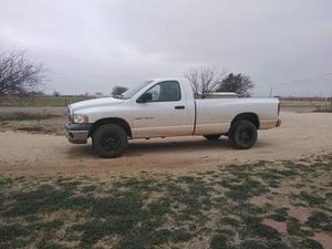 2002 dodge ram long bed 4x4 for Sale in Colorado City, TX
