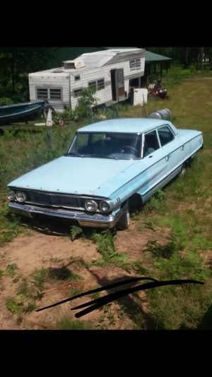 1964 Ford Galaxie 500 project car for Sale in Baldwin, MI