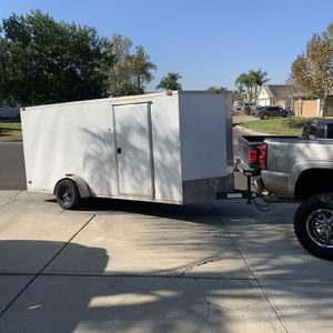 Enclosed Trailer for Sale in Upland, CA