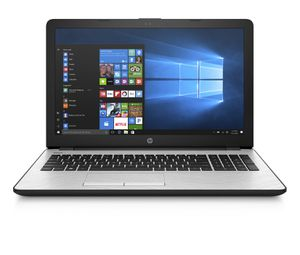 "HP 15 Laptop 15.6"", Intel Core i3, 4GB SDRAM, 1TB HDD, Natural Silver, 15-bs031wm LAPTOP W/ WIRELESS MOUSE for Sale in Fresno, CA"