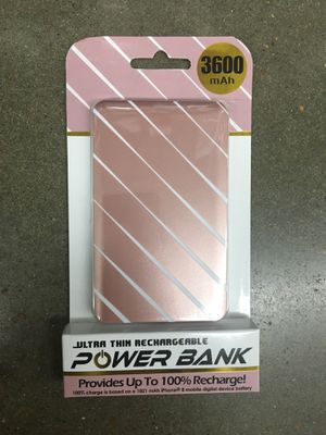 NWT ultra think rechargeable power bank for Sale in Memphis, TN