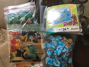 Regular and Lenticular 3D Puzzles for Sale in Chantilly, VA