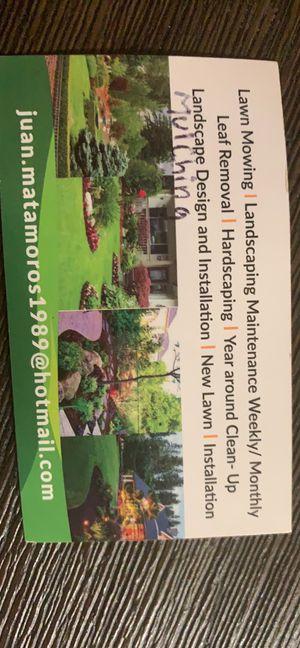 Landscape for Sale in Rockville, MD
