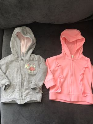 2 baby hoodies for Sale in Los Angeles, CA