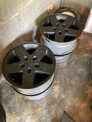 4 wheels and a tire for Sale in Atlanta, GA