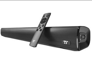 """TaoTronics 25"""" Sound Bar Wired and Wireless Bluetooth Audio Speakers(open Box) for Sale in Las Vegas, NV"""