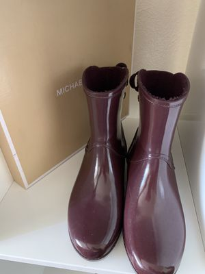 Michael Kors Rain Boots for Sale in San Diego, CA
