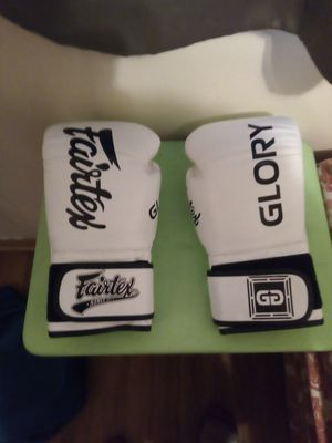 Fairtex Glory Boxing Gloves for Sale in Minneapolis, MN