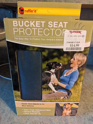Brand new bucket seat cover for pets for Sale in Toledo, OH
