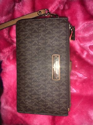 MK double zip wallet for Sale in Antioch, CA