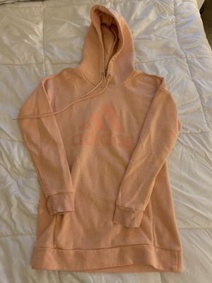 PINK ADIDAS HOODIE DRESS - XS, BARELY WORN! for Sale in San Diego, CA
