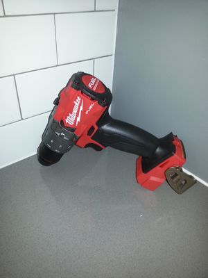 New Milwaukee M18 FUEL Brushless Hammer Drill 3d gen tool ONLY for Sale in UPPER ARLNGTN, OH