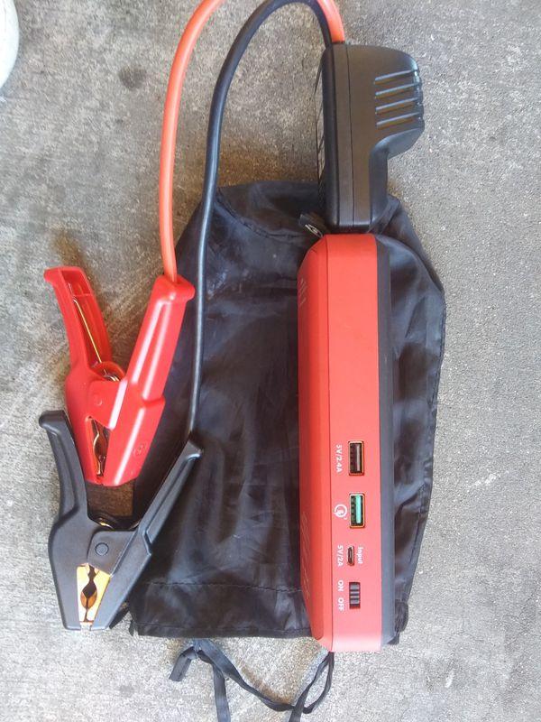 battery jump starter