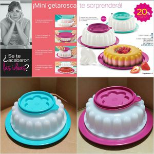 Tupperware Mini Jello Molds for Sale in Gervais, OR