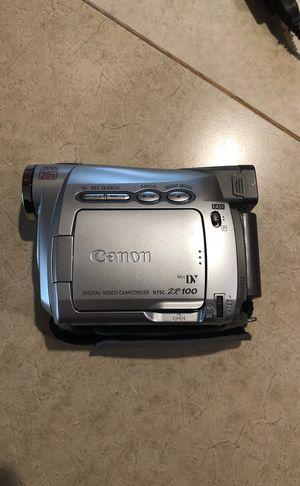Canon MiniDV for Sale in Wichita, KS