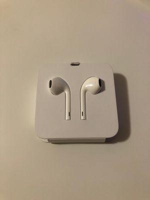 Apple Earbuds (Genuine) for Sale in Elk Grove, CA